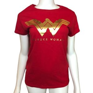 Wonder Woman Short Sleeve Shirt S